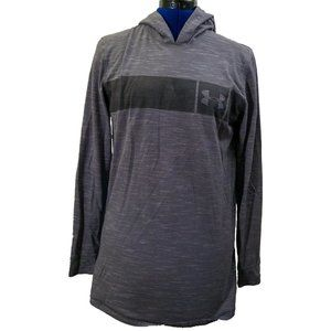 Fitted Under Armour Long-sleeved T-shirt Medium